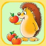 Puzzle online kids hedgehog